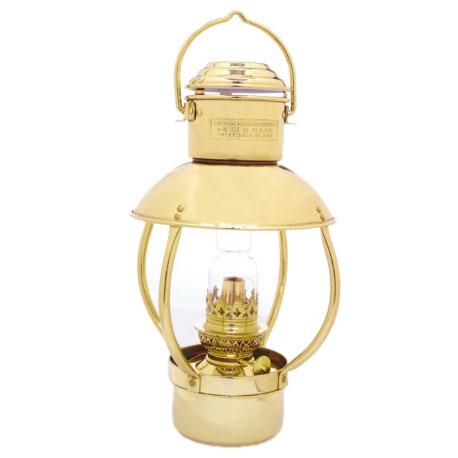 Den Haan Standard Trawler Lamp, 17-3/4H x 10dia.
