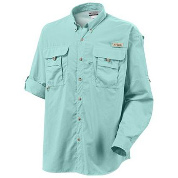 Men 39 s pfg bahama ii shirt for West marine fishing shirts