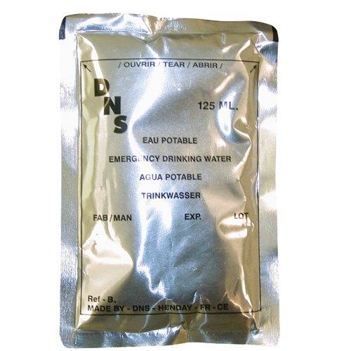 Plastimo Emergency Drinking Water Sale $2.99 SKU: 5314240 ID# DA003E UPC# 687758121296 :