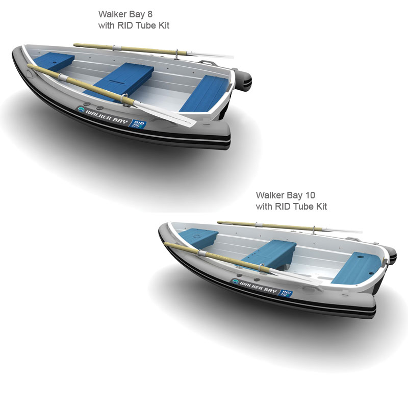 Rigid Inflatable Dinghy Tube Kits