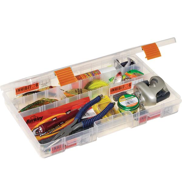 Plano Pro-Latch Box 14L x 9 1/8W x 2H, 4-24 Compartments