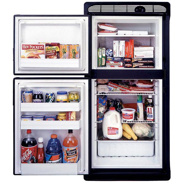 Norcold De 0061 Ac Dc Refrigerator Freezer Right Hinge