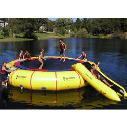25' Island Hopper Giant Jump Trampoline