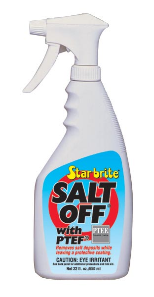 Salt Off with PTEF®