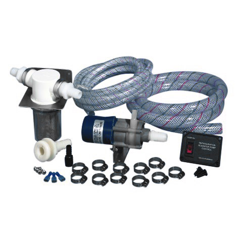 ColdMachine Water Cooling Installation Kit