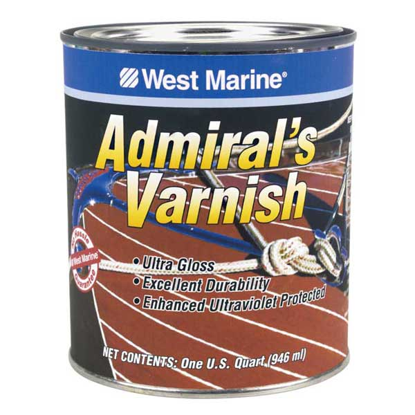 West Marine Admiral's Varnish
