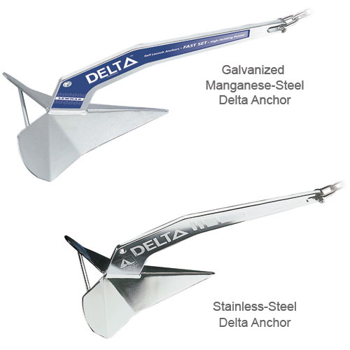 Delta Fast-Set Anchors