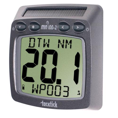Tacktick Micronet Wireless Instruments - T110 Single Digital Display Sale $609.99 SKU: 5469382 ID# T110 UPC# 5037707101100 :