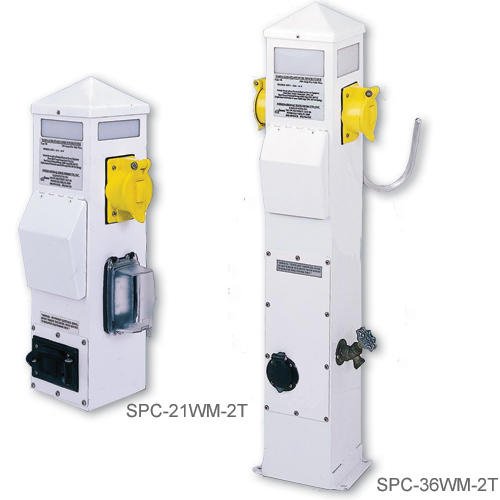 International Dock SPC-41BWM-3A Dockside Electrical Power