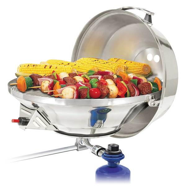 Magma Party Size Gas Grill, 17 Diameter, 204sq.in. Cooking Area