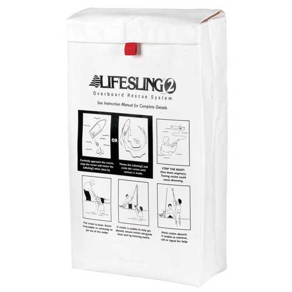 Replacement Storage Bag for Lifesling2, Original, White Vinyl