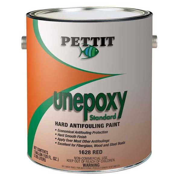 Pettit Paints Unepoxy, Green, Gal.