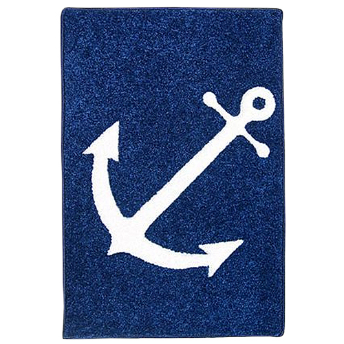 Coastal Custom Carpets Anchor Boarding Mat