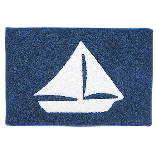 Coastal Custom Carpets Sail Boat Boarding Mat