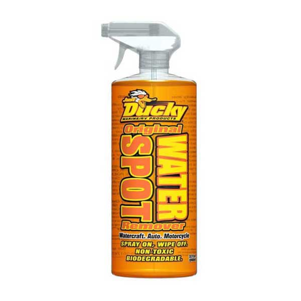 Ducky Products Water Spot Remover, 32 Oz. Sale $18.99 SKU: 604744 ID# D1000 UPC# 656176100329 :