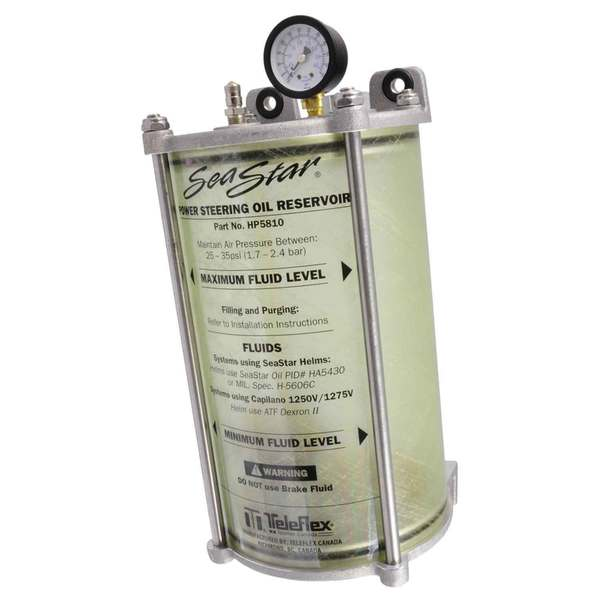 Teleflex Hydraulic Steering System Oil Reservoir