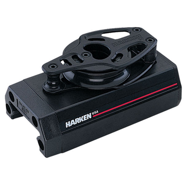 Harken 42mm End Control — Footblock, Becket