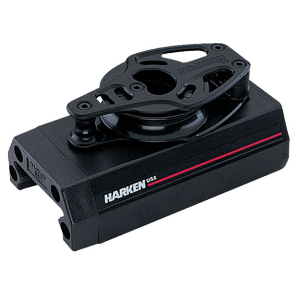 Harken 64mm End Control - Footblock, Becket