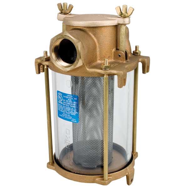 Perko Transparent Cylinder for Intake Water Strainer