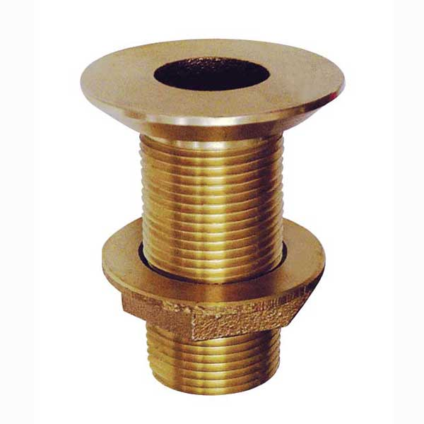 Groco Thru Hull Bronze Flush, 3 Sale $399.99 SKU: 6600043 ID# FTH-3000-W UPC# 742985062023 :