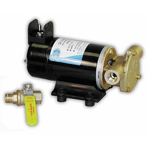 Jabsco Oil Change Pump - 12 Volt