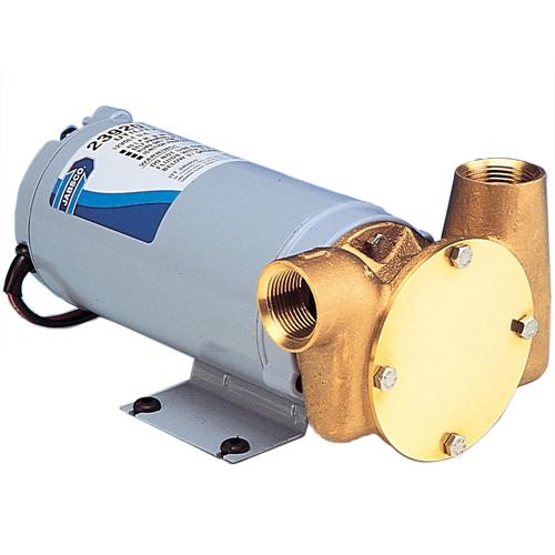 Jabsco Utility Puppy Pump, 12V