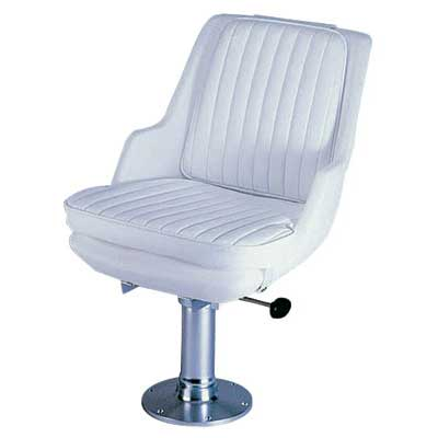 Garelick 400 Roto Molded Seat & Pedestal Package