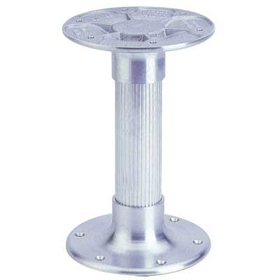 Garelick Fluted Taper Stanchion Post ONLY (Flush Mount) 30 (76cm)