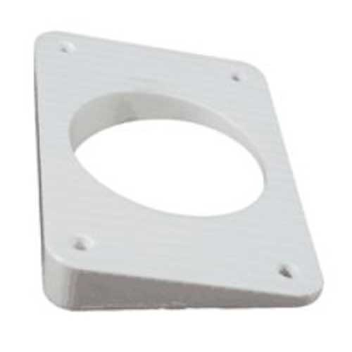 TACO Curved T-Top Wedge - 6 L x 4 W - 7 deg
