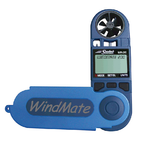 Speedtech Instruments WindMate 200 Wind Meter with Wind Direction