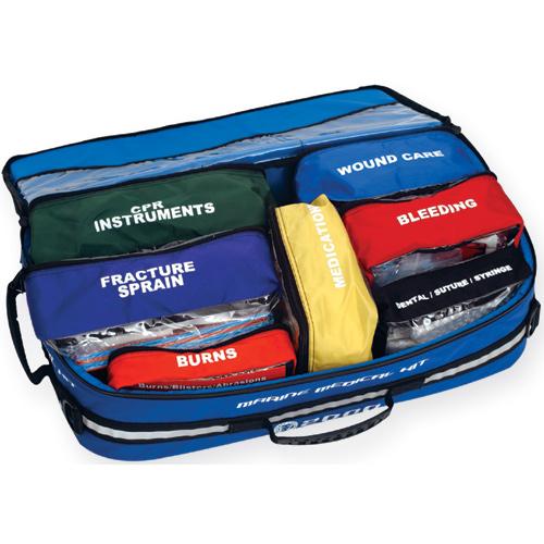 Adventure Medical Marine Series 2000 Medical Kit Sale $759.99 SKU: 6818496 ID# 0115-2000 UPC# 707708000348 :