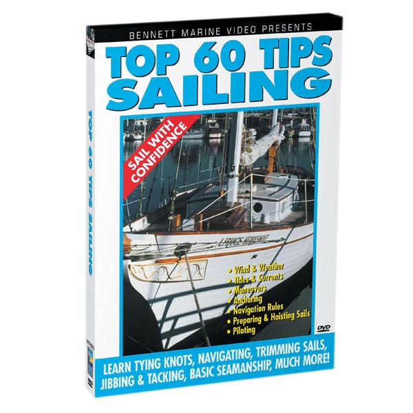 Bennett Marine Top 60 Sailing Tips DVD Sale $24.99 SKU: 6828123 ID# H4776DVD UPC# 97278047769 :