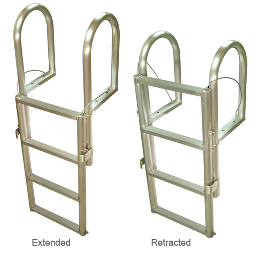International Dock Floating Dock Lifting Ladder, 3-Step Sale $154.99 SKU: 6881353 ID# FL-3 UPC# 894406000258 :