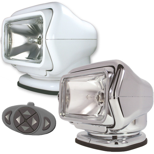Golight White Stryker Wireless Spotlight Sale $319.99 SKU: 6917108 ID# 3100 UPC# 793523031001 :