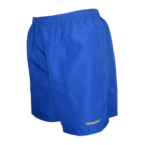Men's Bay Breeze Swim Trunks, Royal Blue, S