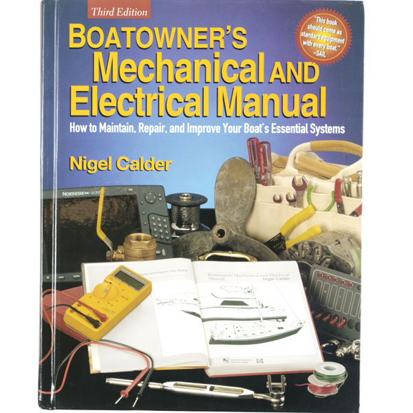 Mcgraw-hill Boatowner's Mechanical and Electrical Manual, Third Edition