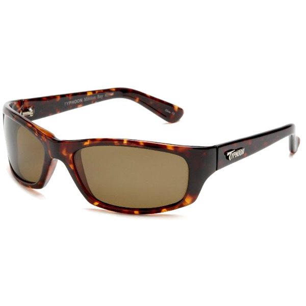 Typhoon Optics Mission Bay Sunglasses Brown Sale $64.99 SKU: 7298656 ID# 927TBR UPC# 45733029270 :