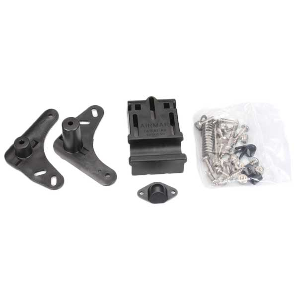 Transducer Replacement Parts : Garmin transom mount transducer bracket replacement