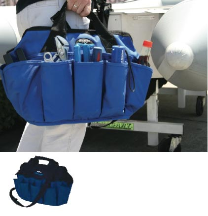 Boatmates Widemouth Tool Tote
