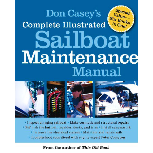 Mcgraw-hill Don Casey's Complete Illustrated Sailboat Maintenance Manual