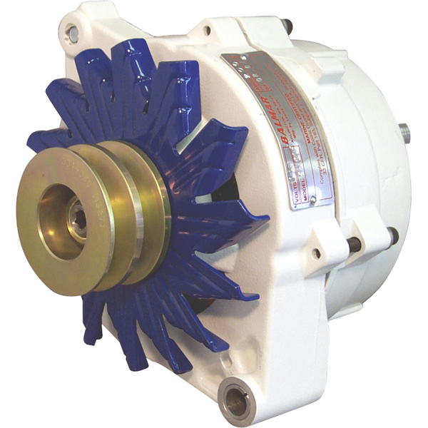 Balmar 140 Amp/24 Volt 94 Series Large Frame Alternator