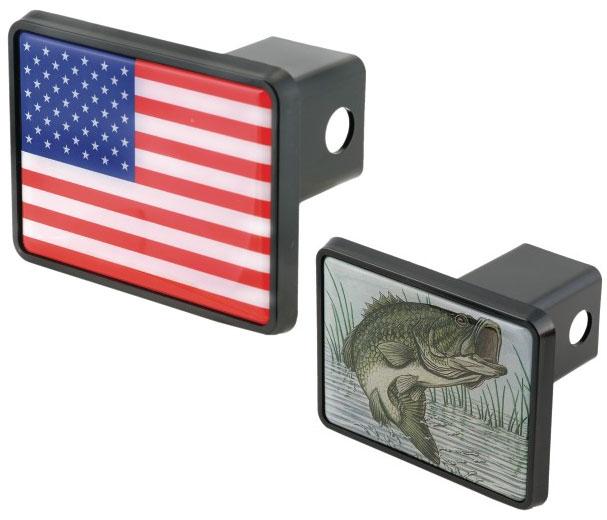 Marine Sports Hitch Cover Plastic, USA Flag Sale $18.99 SKU: 7830698 ID# 4903US UPC# 806723490346 :
