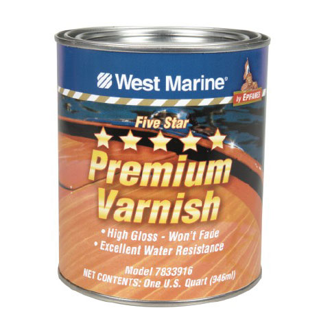 Five Star Premium Varnish