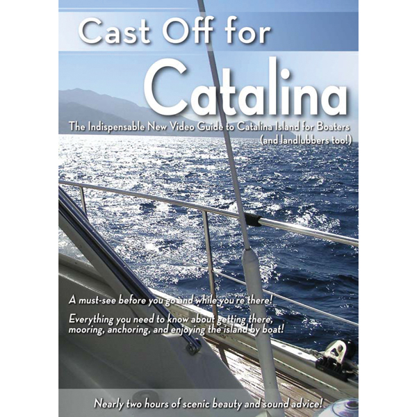 Paradise Cay Cast Off for Catalina DVD Sale $29.95 SKU: 7869662 ID# RIT001 UPC# 689076256599 :