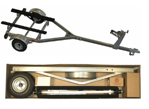 C E Smith Universal Small-Craft Trailer