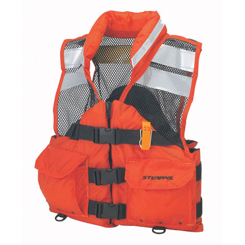 Stearns Search-and-Rescue (SAR) Flotation Vest, Small, 36--38