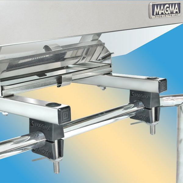 Magma Dual Extended Horizontal Round Rail BBQ Mount, 1 Sale $99.99 SKU: 8035727 ID# T10-680 UPC# 88379106806 :