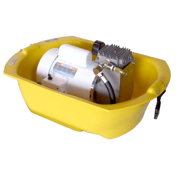 Brownies Third Lung Dive Boat Electric Air Compressor