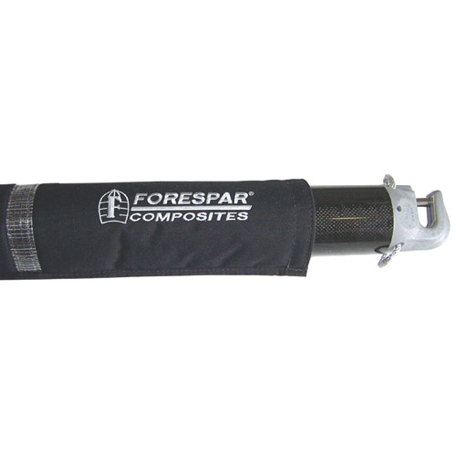 Forespar Large Spinnaker Cover for Poles up to 4 O.D., 18'5L