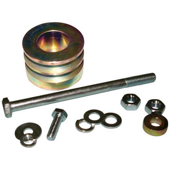 Balmar Yanmar CX Hardware Kit (Mounting Hardware and Pulley)
